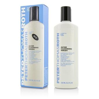 Harga Peter Thomas Roth Acne Clearing Wash 250ml/8.5oz - intl