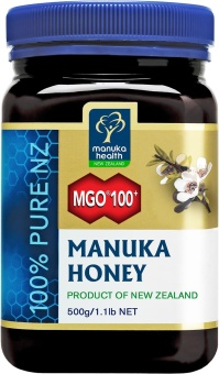Harga Manuka Health MGO™ 100+ Manuka Honey 500g / 1.1lb
