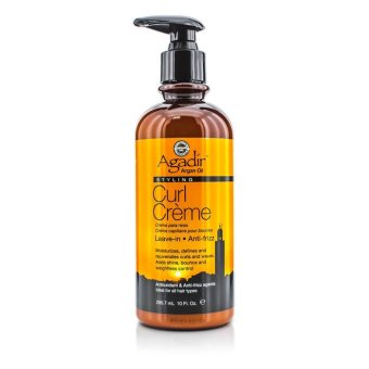 Harga Agadir Argan Oil Styling Curl Creme (For All Hair Types) 295.7ml/10oz (EXPORT)