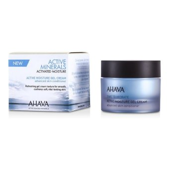 Harga Ahava Time To Hydrate Active Moisture Gel Cream 50ml/1.7oz (EXPORT)