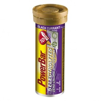 Harga PowerBar 5 Electrolytes Sports Drink Black Currant 4 Tubes With Free Gift