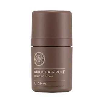 Harga 1030AM The Face Shop Quick Hair Puff #01 Natural Brown 7g