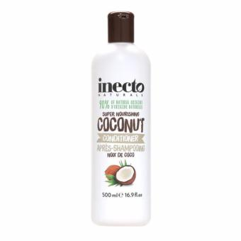 Harga Inecto Natural Coconut Hair Conditioner 500ml
