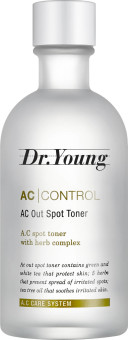 Harga Dr. Young AC Out Spot Toner (120ml)