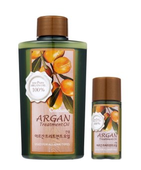 Harga Confume Argan Treatment Oil 120ml + 25ml
