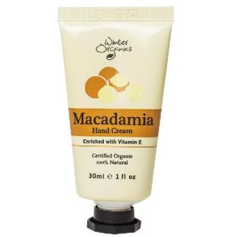 Harga [Winter Organics] 100% Natural and Certified Organic Macadamia Hand Cream