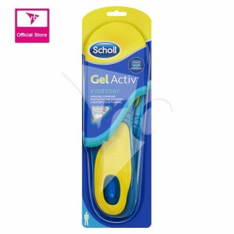 Harga Scholl GelActiv Insoles Everyday - Male