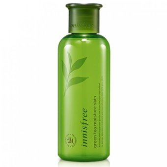 Harga Innisfree Green tea moisture skin 200ml (Export).
