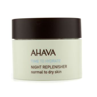 Harga Ahava Time To Hydrate Night Replenisher (Normal to Dry Skin) 50ml/1.7oz