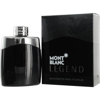 Harga Mont Blanc Legend EDT/MEN-100ml
