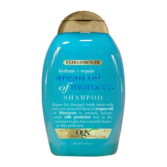 Harga OGX Hydrate and Repair + Argan Oil of Morocco Extra Strength Shampoo