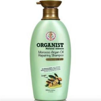 Harga ORGANIST Natural Science Morocco Argan Oil Repairing Shampoo 500ml