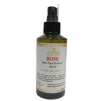 Harga Organic Rose Hydrosol Water/Toner {150ml} Calms Dry Skin Acne Sunburn And Eczema.good For Sensitive Skin! Soothe Skin Leaving Skin Clear Fresh And Smooth!