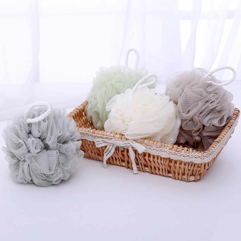 Buy Japanese-style super soft Large Foam multi-foam cute bath flower Singapore