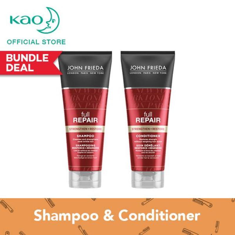Buy John Frieda Full Repair Shampoo & Conditioner Set Singapore