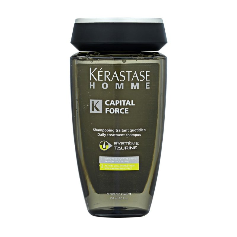 Buy Kérastase Paris Homme Capital Force Daily Treatment Shampoo 8.5oz, 250ml - intl Singapore