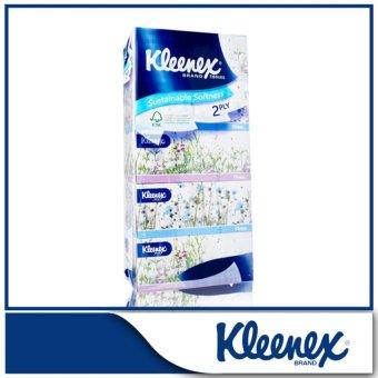 Kleenex 2-Ply Facial Tissue Garden 5x150sheets
