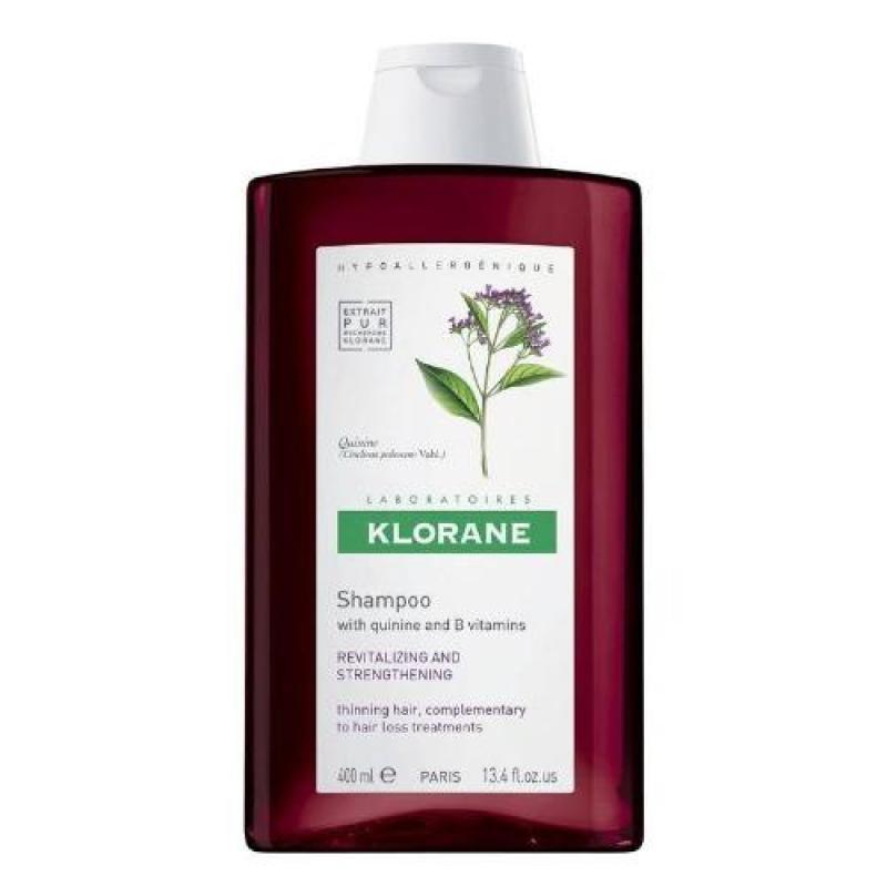 Buy Klorane Shampoo with Quinine and Vitamin B 400ml Singapore