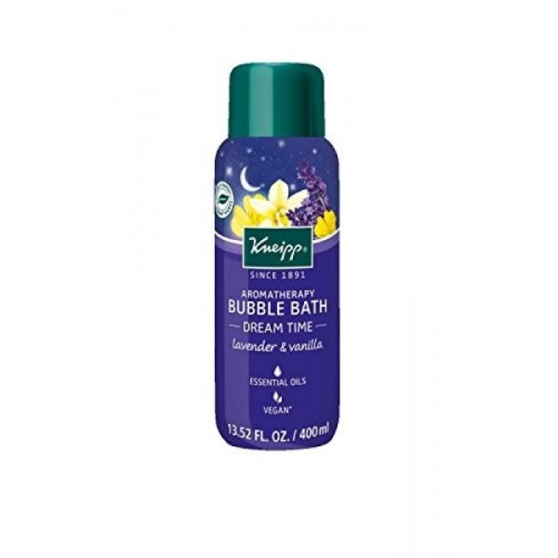 Buy Kneipp Lavender and Vanilla Bubble Bath, 13.52 fl oz - intl Singapore