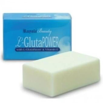 L-Gluta Power Soap with L-Glutathione & Vitamin E (130g)