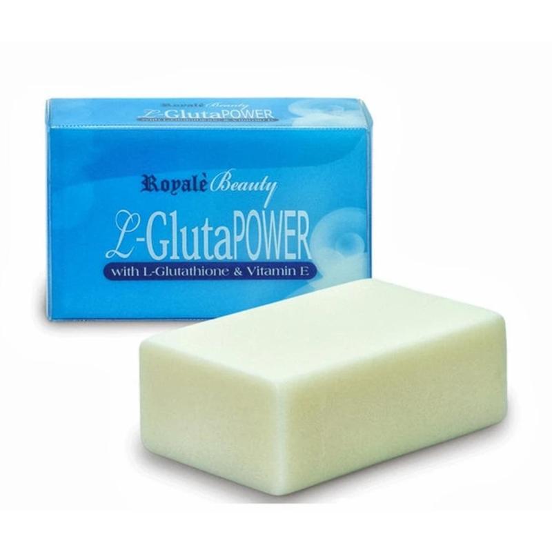 Buy L-Gluta Power Soap with L-Glutathione & Vitamin E Singapore