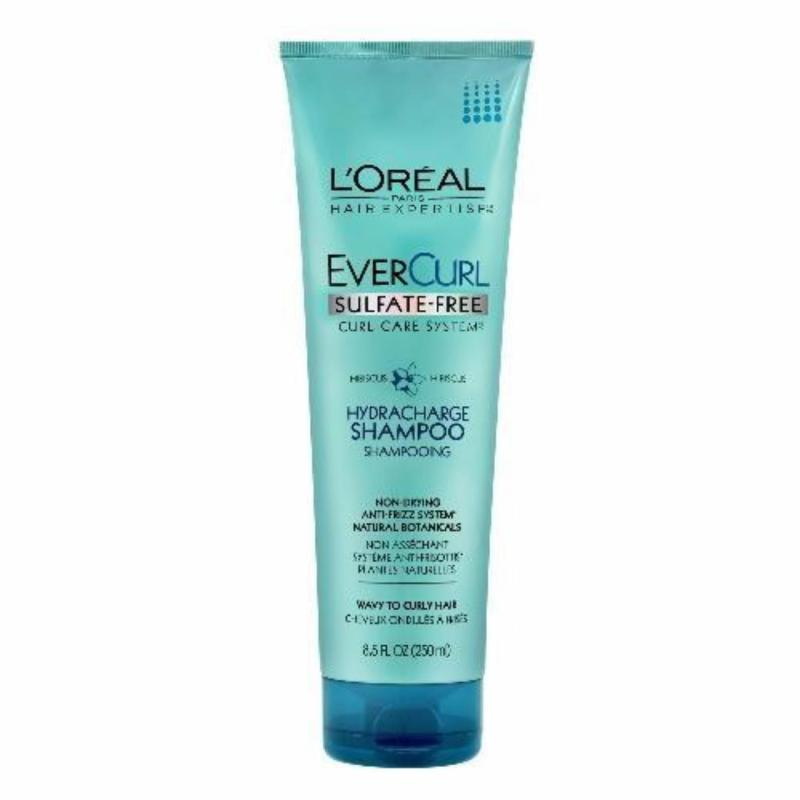 Buy L'Oreal Paris Hair Expertise Evercurl Hydracharge Shampoo Singapore