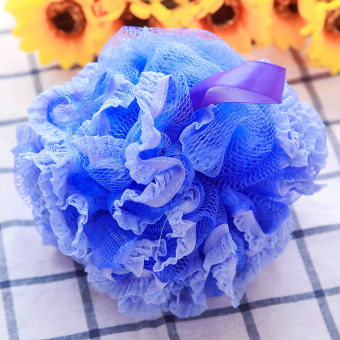 Large cute bath ball bath flower cuozao chopping baby sponge bath ball sparkling network bath supplies bath flower