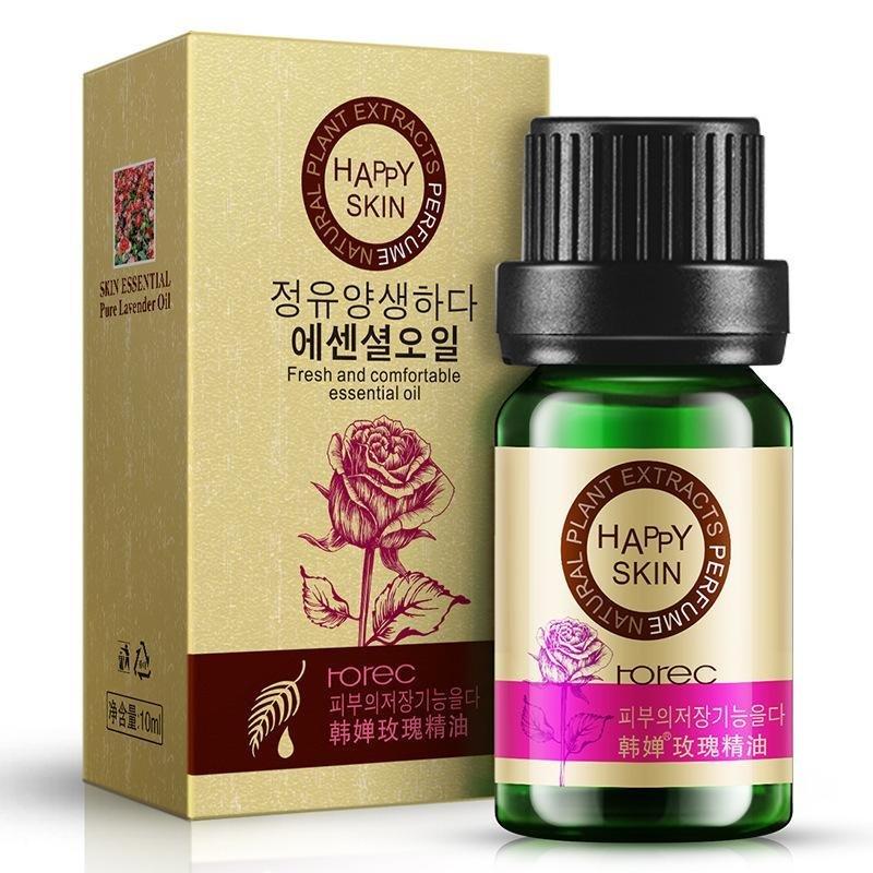 Buy Lavender Tea Tree Plant Essential Oil Hydrating Skin Face Care Moisture - intl Singapore