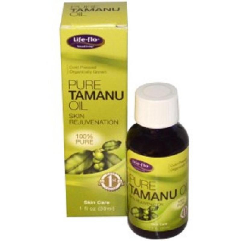 Buy Life Flo Health, Pure Tamanu Oil, 1 fl oz (30 g) Singapore