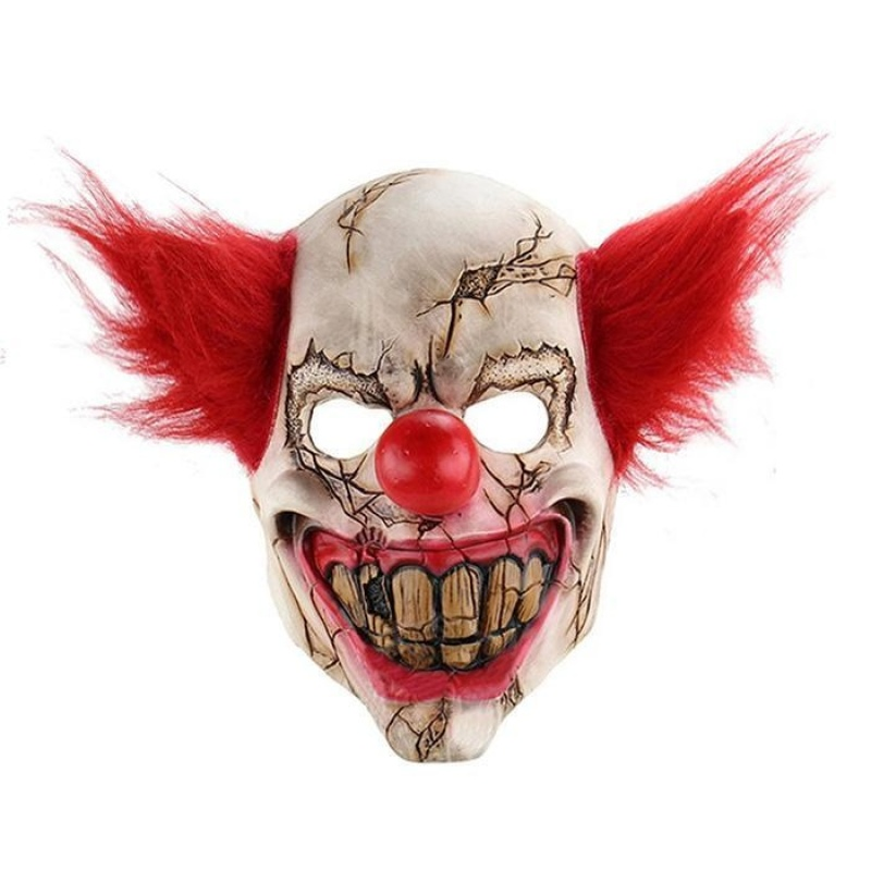 Buy Linemart Outdoor Game Dust Riding Hooded Halloween Scary Ghost Mask - intl Singapore