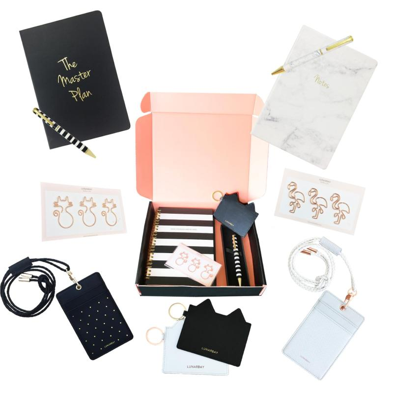 Buy LUNARBAY - Black Galaxy Gift Set [Premium Gift Set 1] (Christmas Holiday Gift Collection) / Christmas Gift Set / Graduation Gift Set / Anniversary Gift Set Singapore