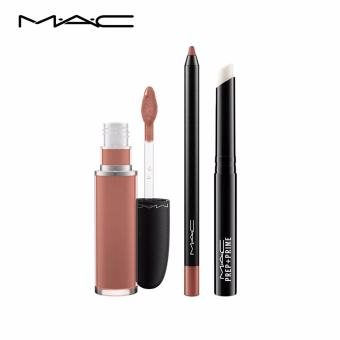 MAC LOOK IN A BOX: NICE 'N' SPICY (SGD 111 VALUE)