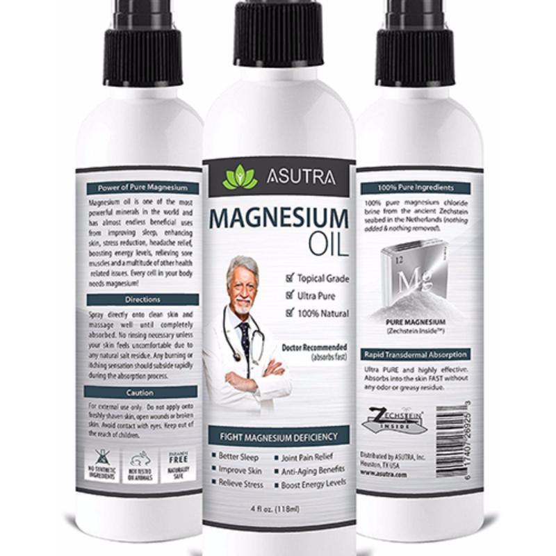 Buy Magnesium Oil Singapore