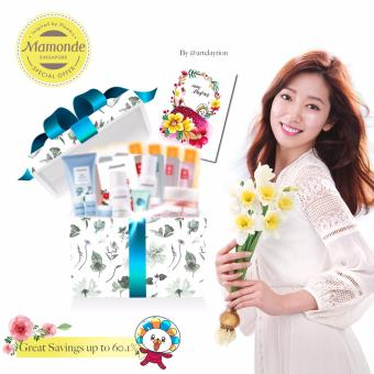 Mamonde Gift-For-You-From-Park Shin Hye Xmas Gift Set - $111 Skincare Exclusive