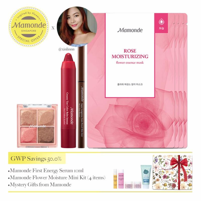 Buy Mamonde x Florencia's Pick (dayre.me/flrncx) - Exclusive Singapore