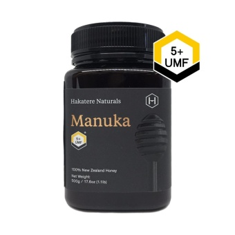 Harga Manuka Honey 100% Pure New Zealand Honey UMF 5+ (500 gr)