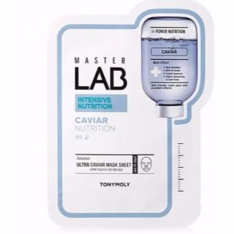 Harga MASTER LAB CAVIAR MASK SHEET 18ml