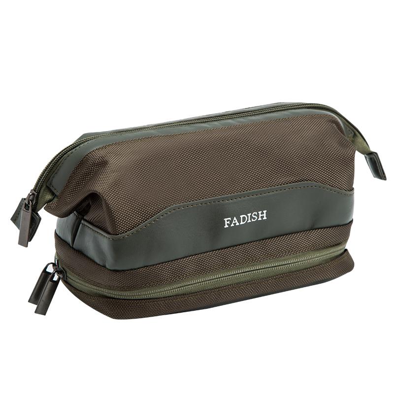 Buy Men's waterproof travel business bath bag outdoor wash bag Singapore