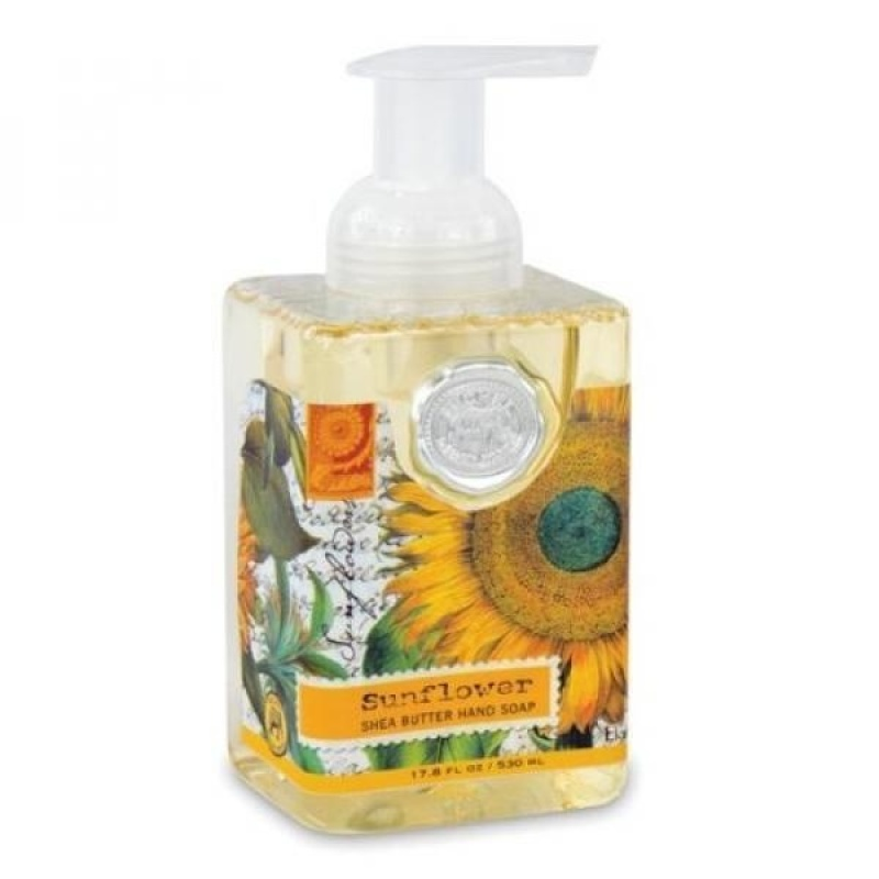 Buy Michel Design Works Sunflower Foaming Soap, 17.8-Ounce - intl Singapore
