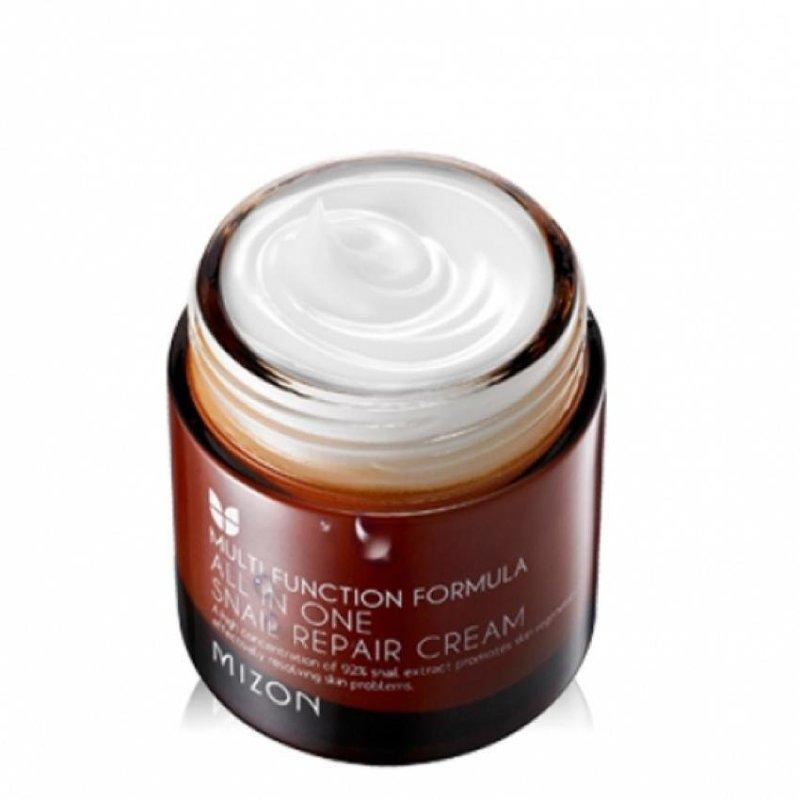 Buy MIZON All In One Snail Repair Cream 75g(Export). Singapore