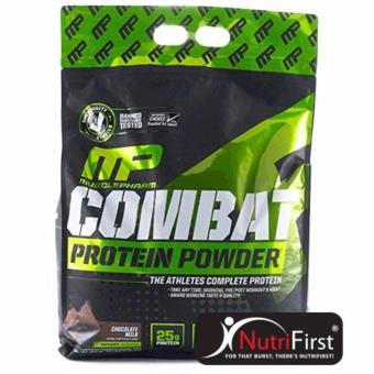 Musclepharm Combat Powder 10 Lbs (Chocolate Milk)