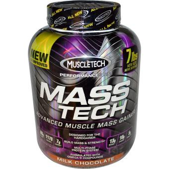 Harga MuscleTech MassTech 7lbs Milk Chocolate