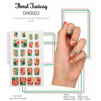 Harga Muse & Co Nails (Floral Fantasy)