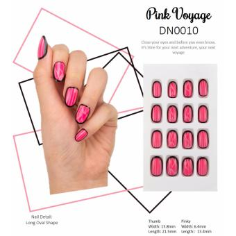 Harga Muse & Co Nails (Pink Voyage)