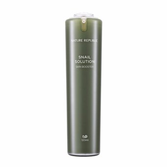 Harga Nature Republic Snail Solution Booster 120ml - intl