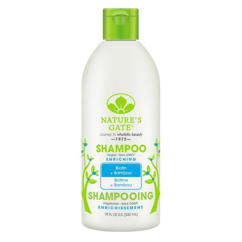 Buy Nature's Gate Biotin + Bamboo Enriching Shampoo 532ml Singapore