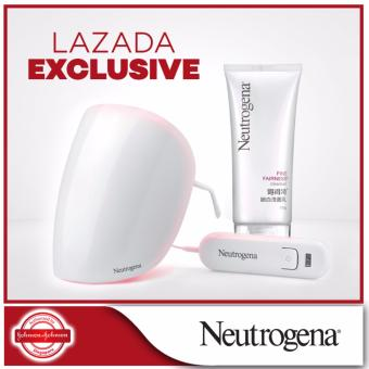 Neutrogena Fine Fairness Light Mask + Cleanser (Lazada Exclusive)