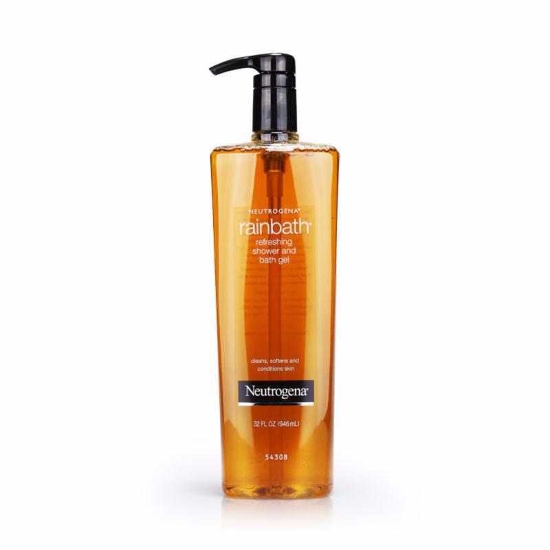 Buy Neutrogena Rainbath Refreshing Shower and Bath Gel 946ml x 2pcs Singapore