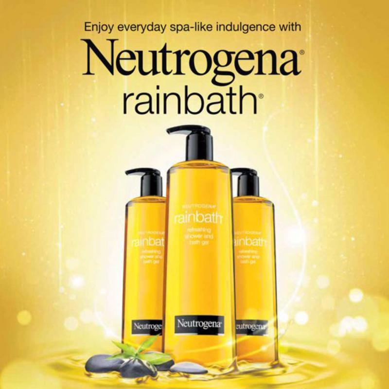 Buy Neutrogena Rainbath Shower and Bath Gel 473ml / 12oz Singapore