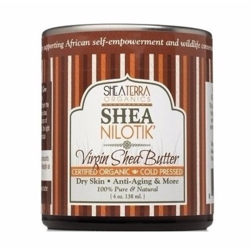 Buy Nilotica East African Shea Butter (Certified Organic) (4oz / 118ml) Singapore